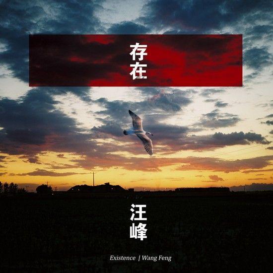 汪峰2011首波主打《存在》单曲封面