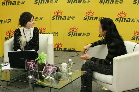 图文:莫文蔚独家聊新碟-睽违一年精心准备专辑