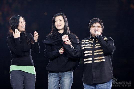 那英0北京演唱会_那英为新专辑赴港置装北京演唱会9月开幕广