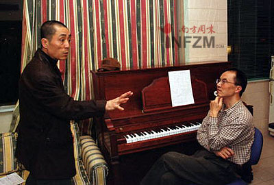 专访北京奥运会开幕式音乐总设计陈其钢(组图)