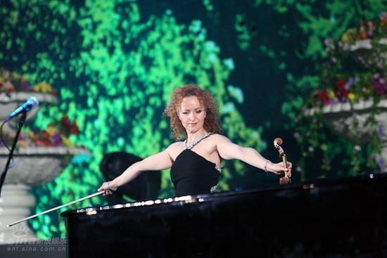 图文:神秘园音乐会--菲奥诺拉-雪莉