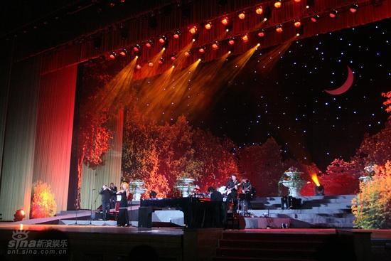 图文:神秘园音乐会--梦幻舞台