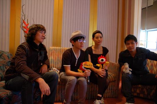 组图:独家专访Electrico乐队我们都是华人