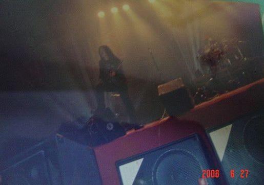 图文:窒息乐队11年回顾--1999年河南新乡摇滚音乐会