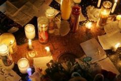 全世界歌迷自发悼念迈克尔-杰克逊(图)