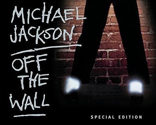 图文:杰克逊生前经典瞬间-79年发行《OfftheWall》