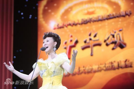 图文:祖海演唱会--祖海献唱中华颂