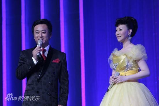 图文:祖海演唱会--朱军和祖海