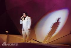 孙燕姿北京开唱韩红助阵大合唱不断气氛热烈