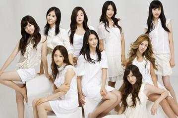 女子组合称霸韩国歌坛新旧组合各有高招(组图)