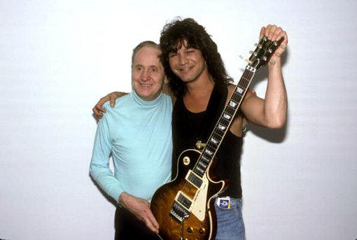 电吉他之父LesPaul去世众星悲恸悼念(组图)