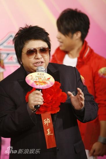 图文:09北京流行音乐典礼-班长韩红