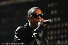 组图:2009MTV欧洲音乐奖Jay-Z黑超登台献唱