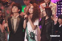 综述:09TVB劲歌金曲颁奖礼今年玩起小圈子