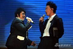 09北京流行音乐典礼除了创新还有经典(组图)