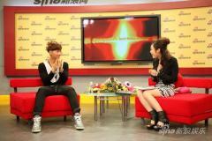 实录:张佑赫做客期待北京个唱最爱功夫巨星