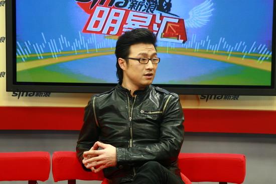 图文:汪峰聊北京个唱-汪峰卖关子不透露细节