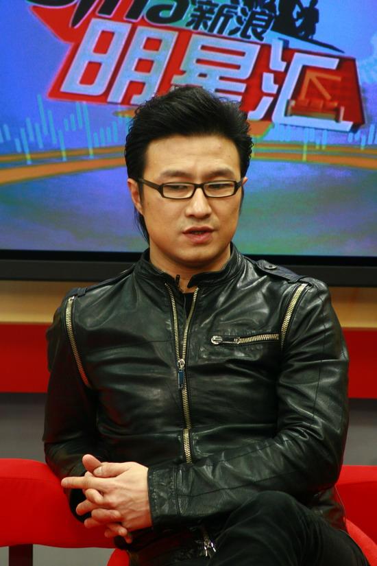 图文:汪峰聊北京个唱-汪峰称与观众的互动很有意义