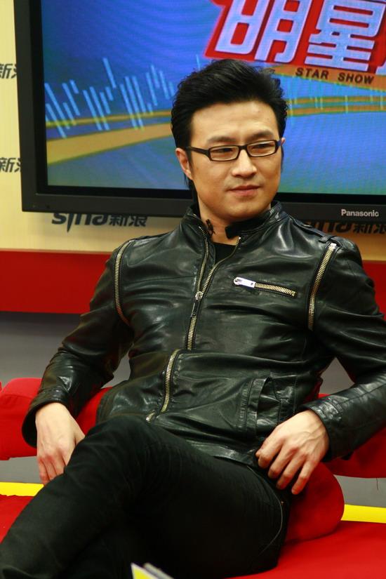 图文:汪峰聊北京个唱-汪峰称只看批评自己的评论