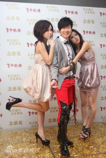 图文:2010北京流行音乐典礼红毯-林俊杰by2甜蜜图片