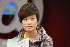 实录:李宇春称没想过结婚找对象必须得有感觉