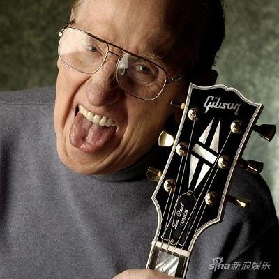 美国吉他大师莱斯-保罗因病去世享年94岁