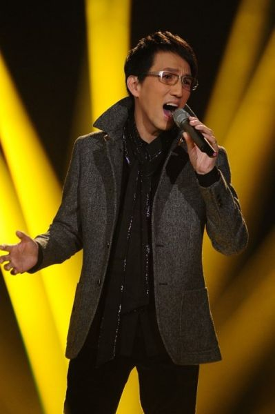 林志炫参加《我是歌手》