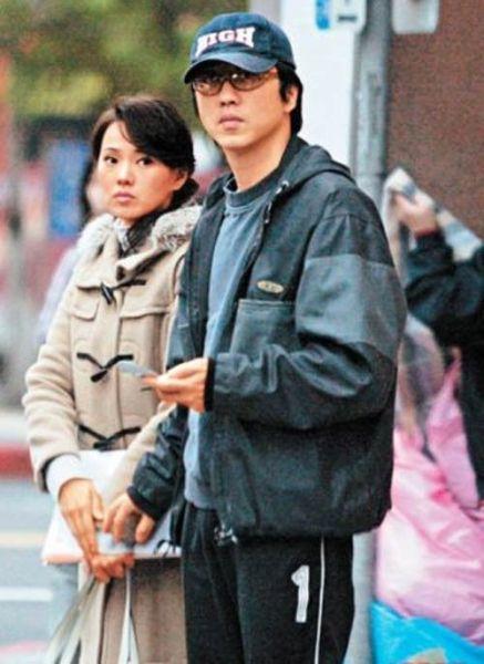 伊能静和庾澄庆相爱22年后分手