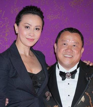 曾志伟刘嘉玲是多年好友