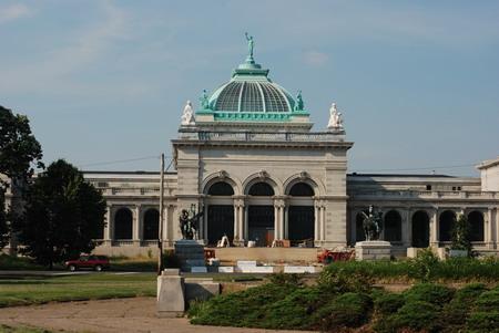 """正在改造为""""请碰我博物馆""""的1876年世博会展厅"""