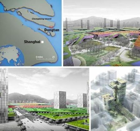 东滩:一座环保生态城还是一个空想?
