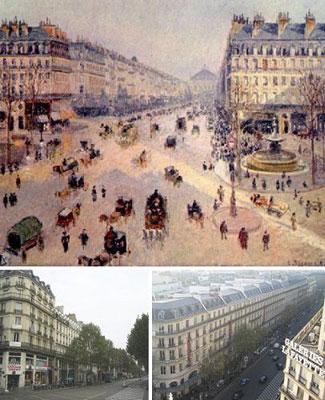 """巴黎:如何成为""""光之城"""""""