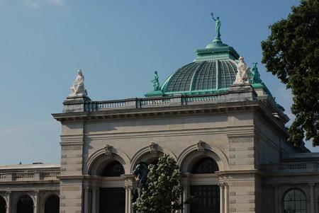 """1876年费城世博会""""纪念宫""""遗址"""