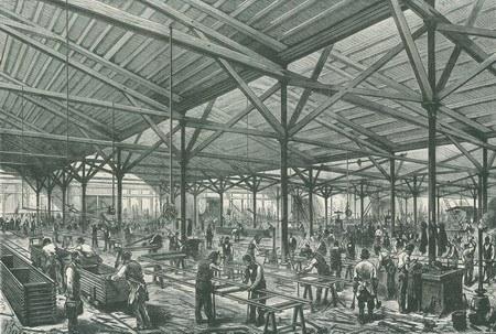 当时的巴黎,工程师已经成为社会中坚力量