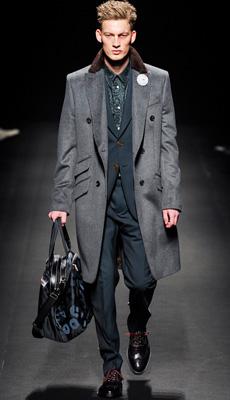 Vivienne Westwood 2013秋冬男装