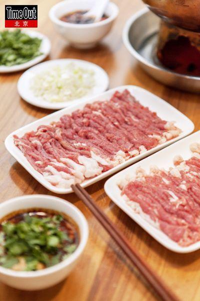 金生隆的肉即便涮再久,也不会老。