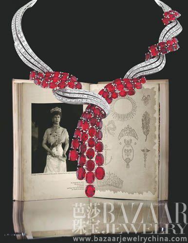 【新珠宝】珠宝女王玛丽皇后 沉默的奢华收藏家