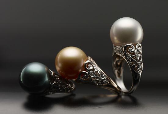 【新珠宝】臻品惠藏 LILYROSE大师级珍珠珠宝展