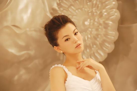 李湘写真宛如少女