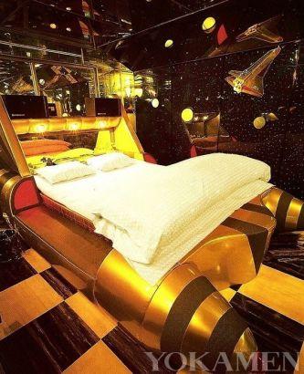 日本情爱旅馆:感受日本人的另类情欲