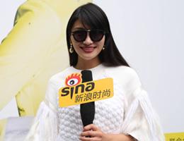 专访:环球小姐靳烨喜欢夸张风格