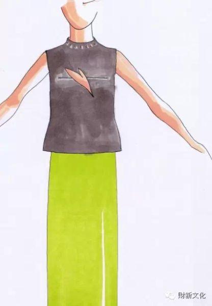 省道 女性:舞狮服装心脏的飞镖 设计师 时尚 身体浦北投向图片