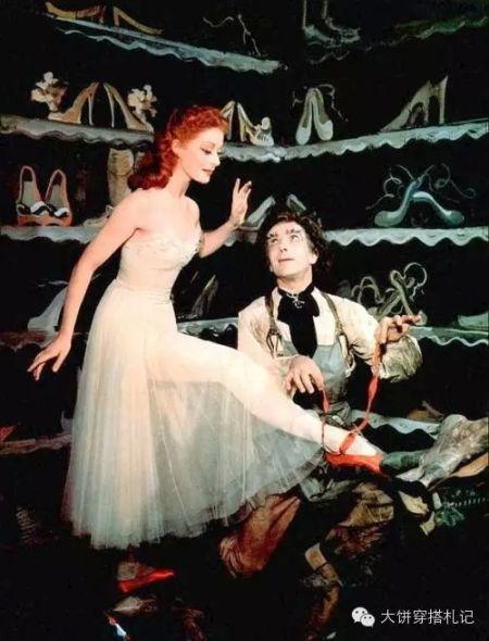 《红菱艳》 (The Red Shoes)剧照