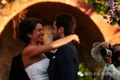Rebecca Minkoff和Gavin Bellour在意大利托斯卡尼的婚礼