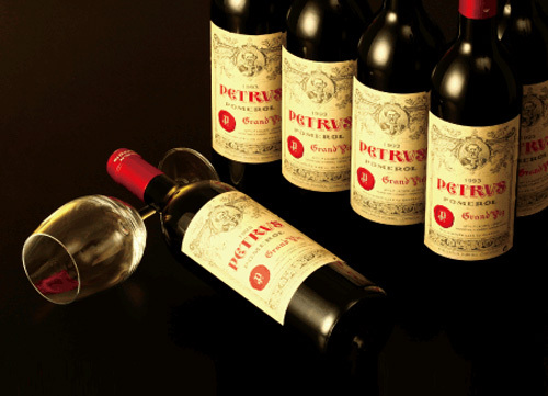柏图斯一度成为波尔多最昂贵的葡萄酒