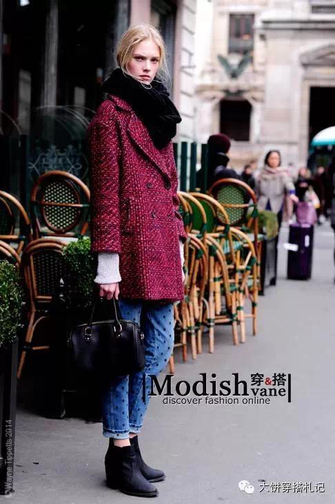 【单品PK】选条适合自己的围巾温暖过冬末 - Modish饼 - Modish饼s STYLE BLOG
