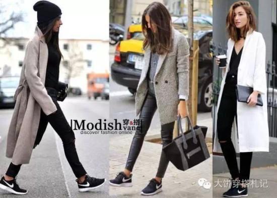 【穿搭法则】运动sneakers玩混搭 时尚范儿走出来 - Modish饼 - Modish饼s STYLE BLOG
