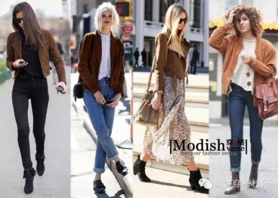 【潮流元素】轻松穿好最潮麂皮 时尚其实很简单 - Modish饼 - Modish饼s STYLE BLOG
