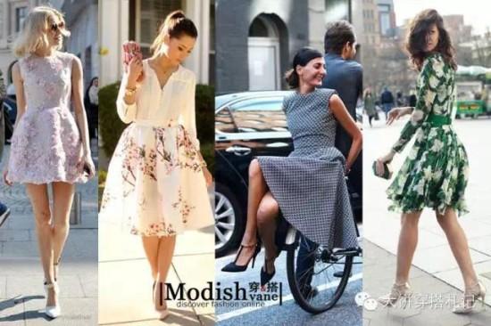 【穿搭法则】管你有胸没胸,穿上这些单品不露一样都性感女人味 - Modish饼 - Modish饼s STYLE BLOG