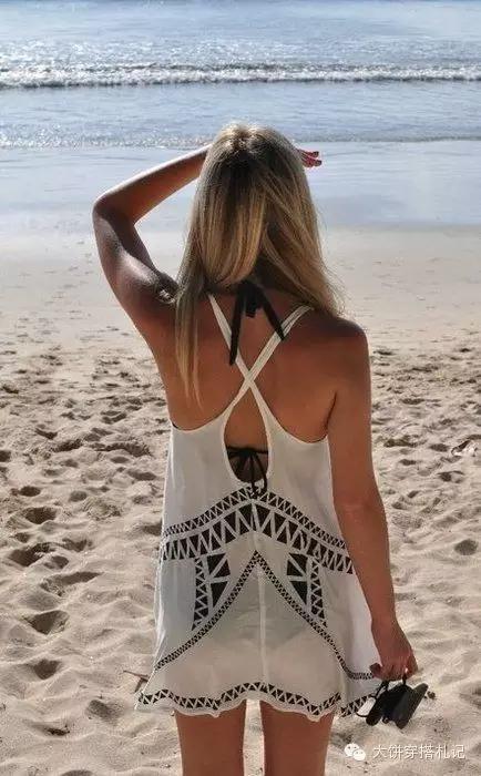 【场合着装】夏日海滩游,如何在沙滩上穿得好看不落俗? - Modish饼 - Modish饼s STYLE BLOG